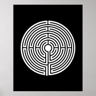 Just a Maze Poster
