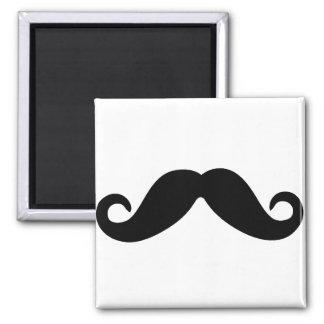 just a mustache magnet
