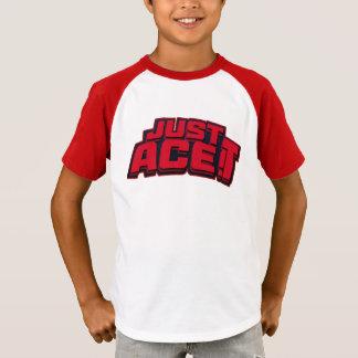 Just Ace It Augusta retro V-neck jersey T-Shirt