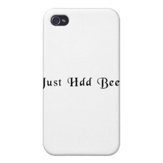 Just Add Beer iPhone 4 Case