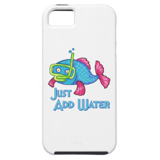 JUST ADD WATER iPhone 5 CASE