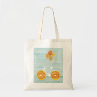 Just another bicycle art tote bag