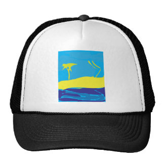 Just Another Day at the Beach Trucker Hat