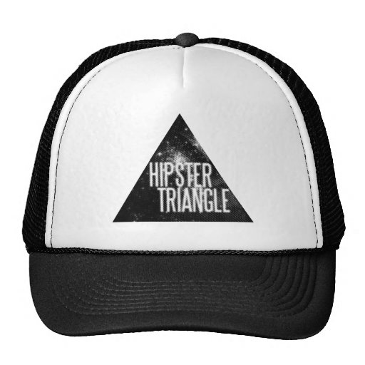 Just Another Hipster Triangle Hats