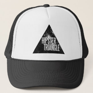 Just Another Hipster Triangle Trucker Hat