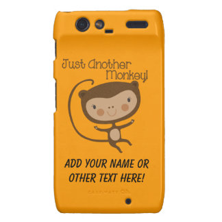 Just Another Monkey Droid RAZR Cases