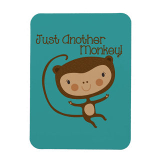 Just Another Monkey Flexible Magnets