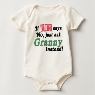 Just Ask Granny Baby Bodysuit