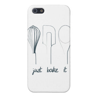 Just Bake It Case For The iPhone 5