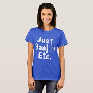 Just Banjos Etc. Shirt
