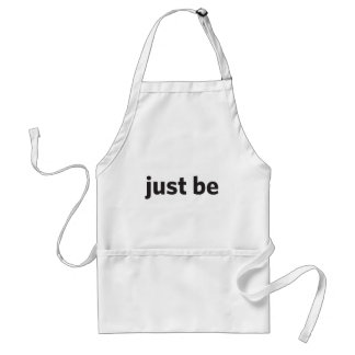 Just be adult apron