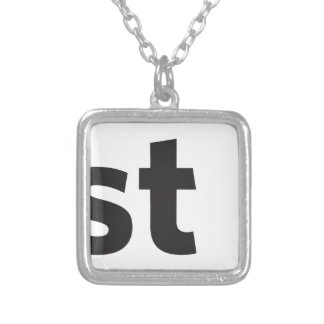 Just be custom necklace