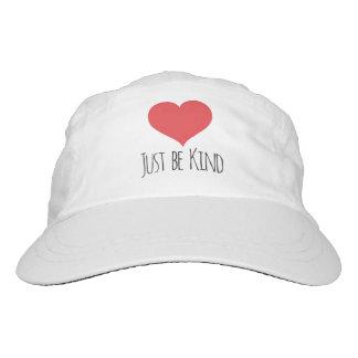 JUST BE KIND   baseball cap