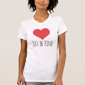JUST BE KIND | women's tee
