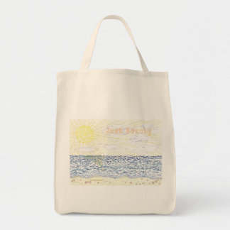Just Beachy Canvas Bags