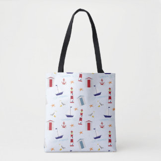Just Beachy Tote Bag