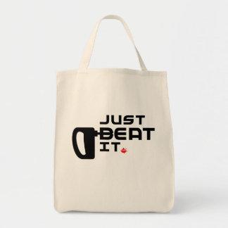Just Beat It! Tote Bag