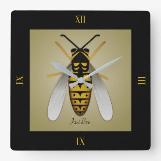 """Just Bee"" Clock"