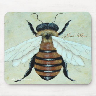 Just Bee Mousepad
