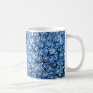 Just Blueberries Photo Mug
