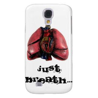 Just Breath Galaxy S4 Case