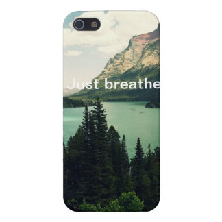 Just Breathe iPhone Case iPhone 5 Covers