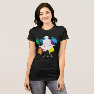 Just Breathe - Super Cool Yoga Inspiration T-shirt