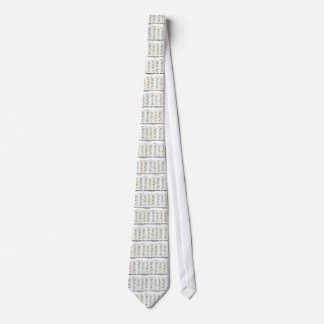 Just Budding With Style (Types Of Buds) Tie