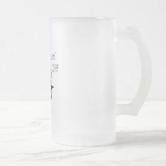 Just Buzzin Off black Coffee Mug