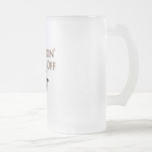 Just Buzzin Off brown Coffee Mugs