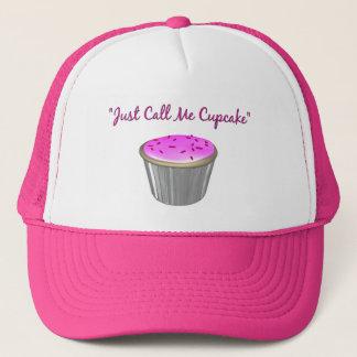 Just Call Me Cupcake Hat