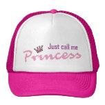 Just call me princess cap