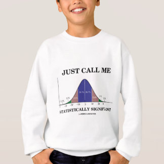 Just Call Me Statistically Significant Sweatshirt