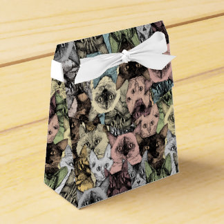 just cats retro favour box