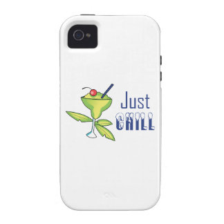 Just Chill Case-Mate iPhone 4 Cases