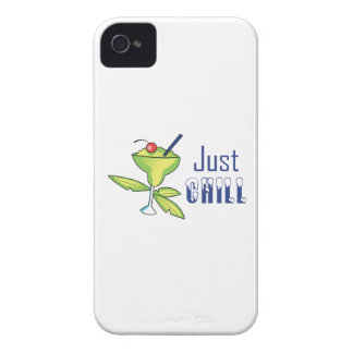 Just Chill iPhone 4 Case-Mate Case