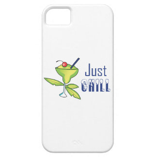 Just Chill iPhone 5 Case