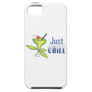 Just Chill iPhone 5 Cover