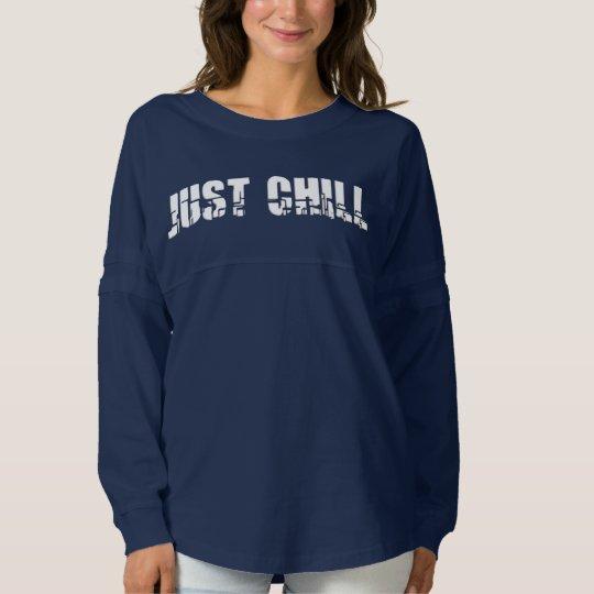 Just Chill Spirit Jersey