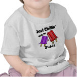 Just Chillin, Bubby T-shirt