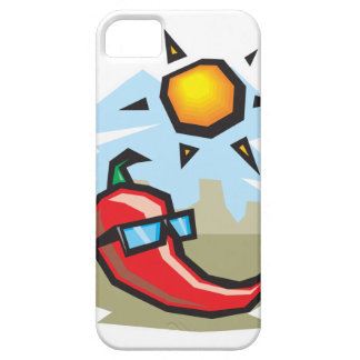 just chillin chili pepper case for the iPhone 5