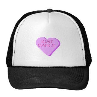 Just Dance Candy Heart Trucker Hat