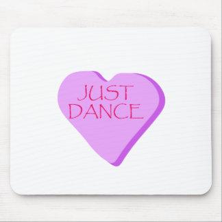 Just Dance Candy Heart Mousepad