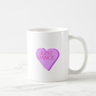 Just Dance Candy Heart Mugs