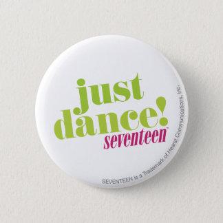 Just Dance - Green 6 Cm Round Badge