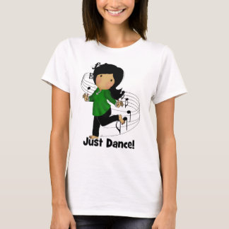 Just Dance Ladies T-shirt