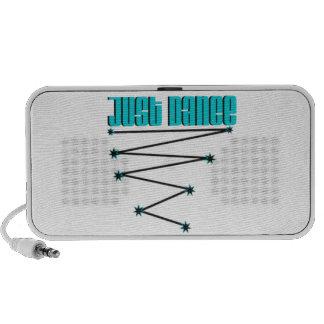 Just Dance Notebook Speaker