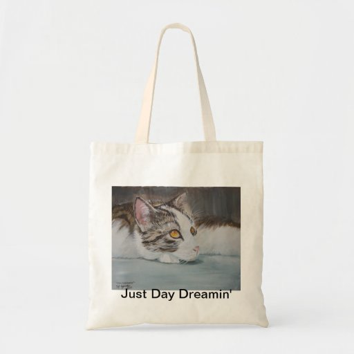 Just Day Dreamin' Tote Bags