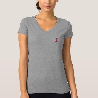 Just Denim Co. Logo Tee (Heather Grey)