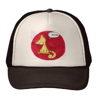 Just die! cap